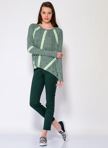 Vero Moda Kazak Yeşil